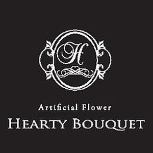 Hearty Bouquet ロゴマーク